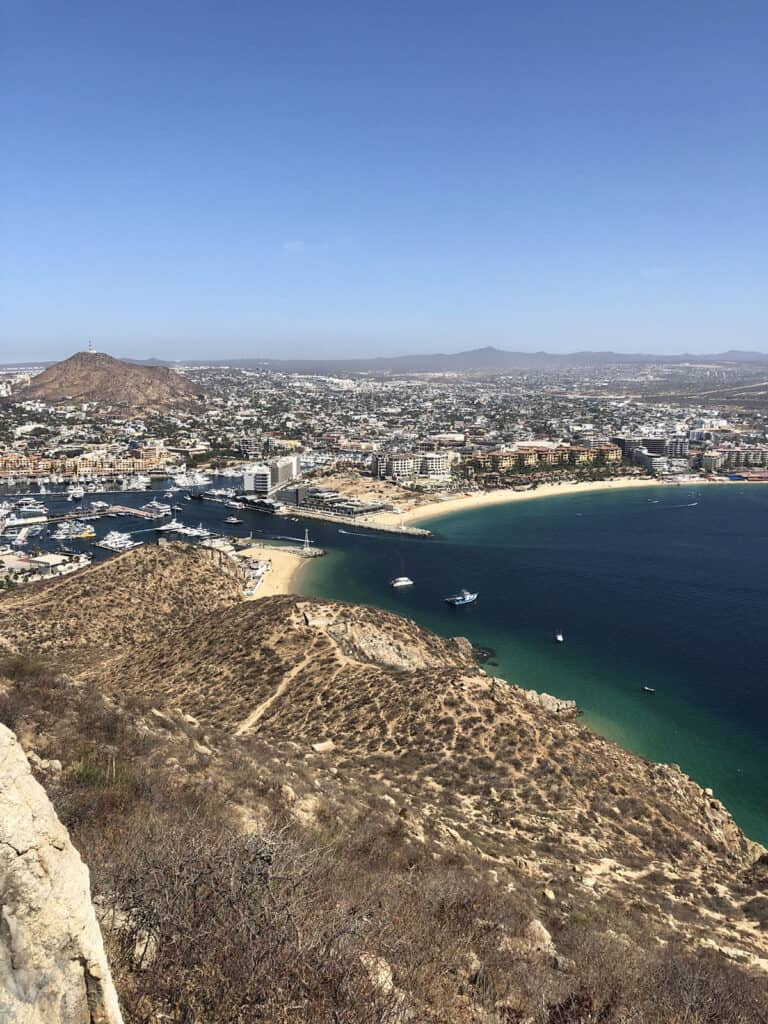 aerial elevation of cabo