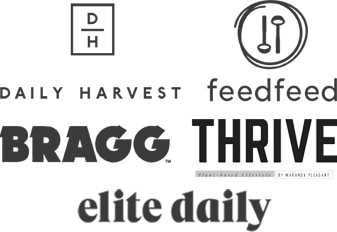 featured on logos sidebar daily harvest bragg feedfeed thrive magazine elite daily